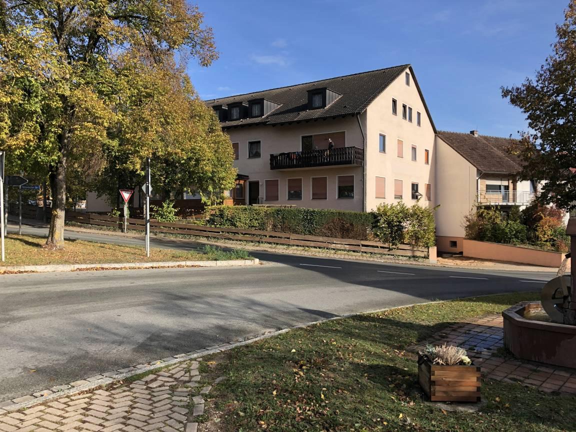 Lindenhof Mühlstetten, Appartement in Röttenbach bei Nürnberg