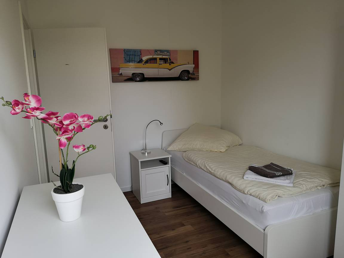 Falkensee:  Modernes Apartmenthaus