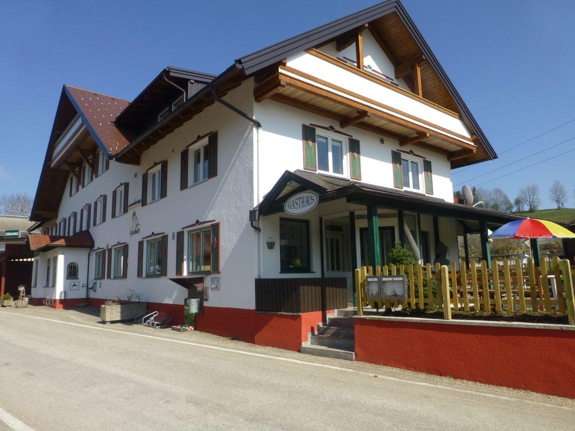 Strass im Attergau: Rosslwirt Motel an der A1