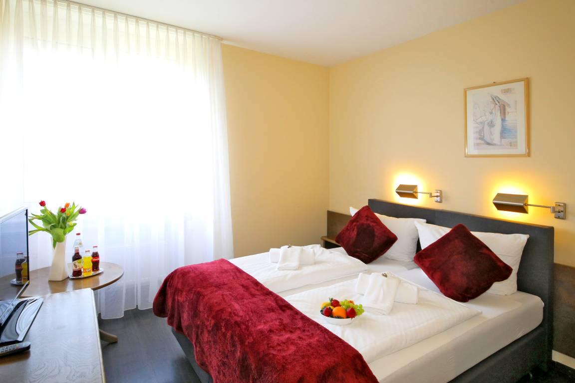 Monteurzimmer bei Hotel Fa. Kick in Rauenberg