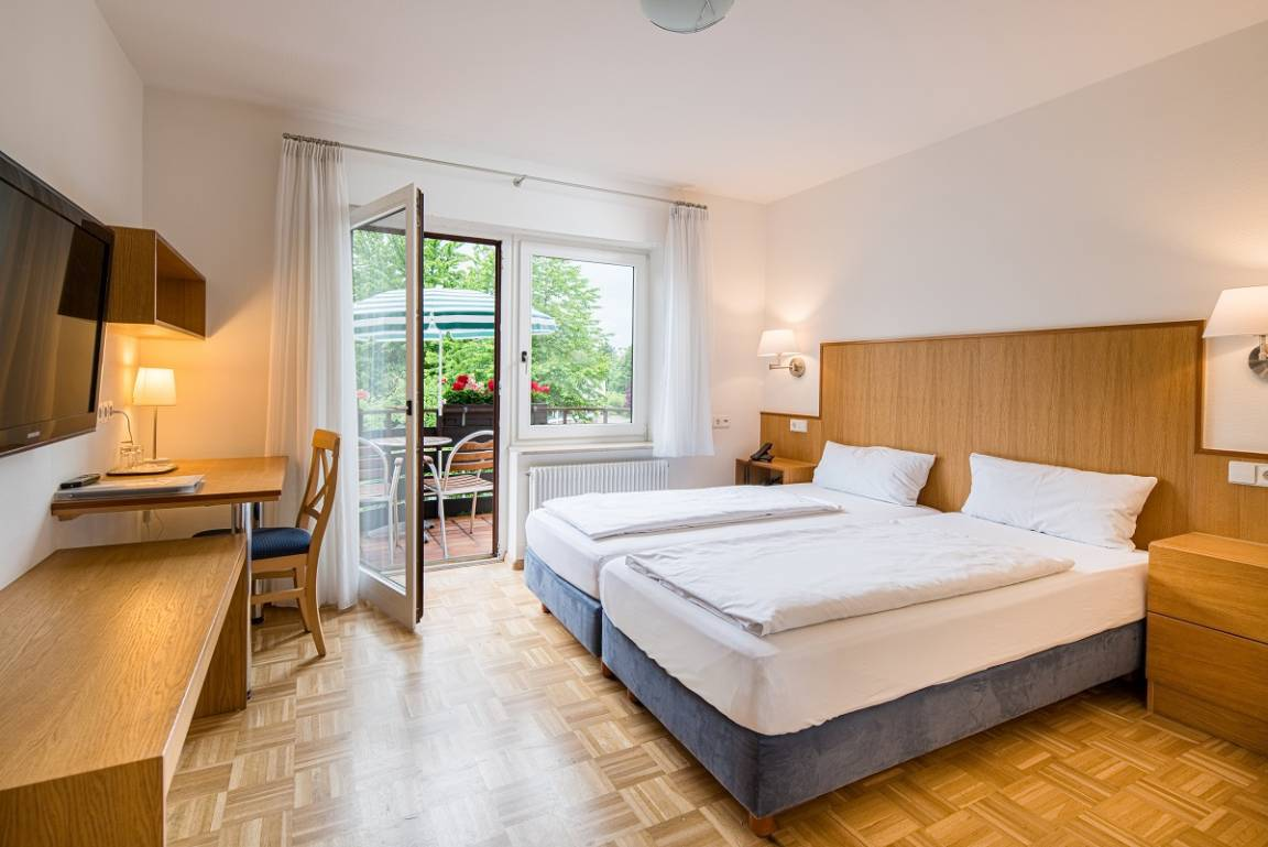Müllheim: Hotel garni Schacherer