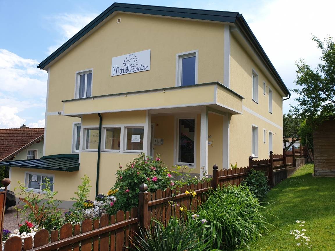Bed and Breakfast Mittelkärnten, Pension in Althofen bei Krumpendorf am Wörthersee