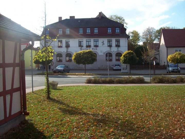 Gasthof Weißes Roß in 07613 Crossen