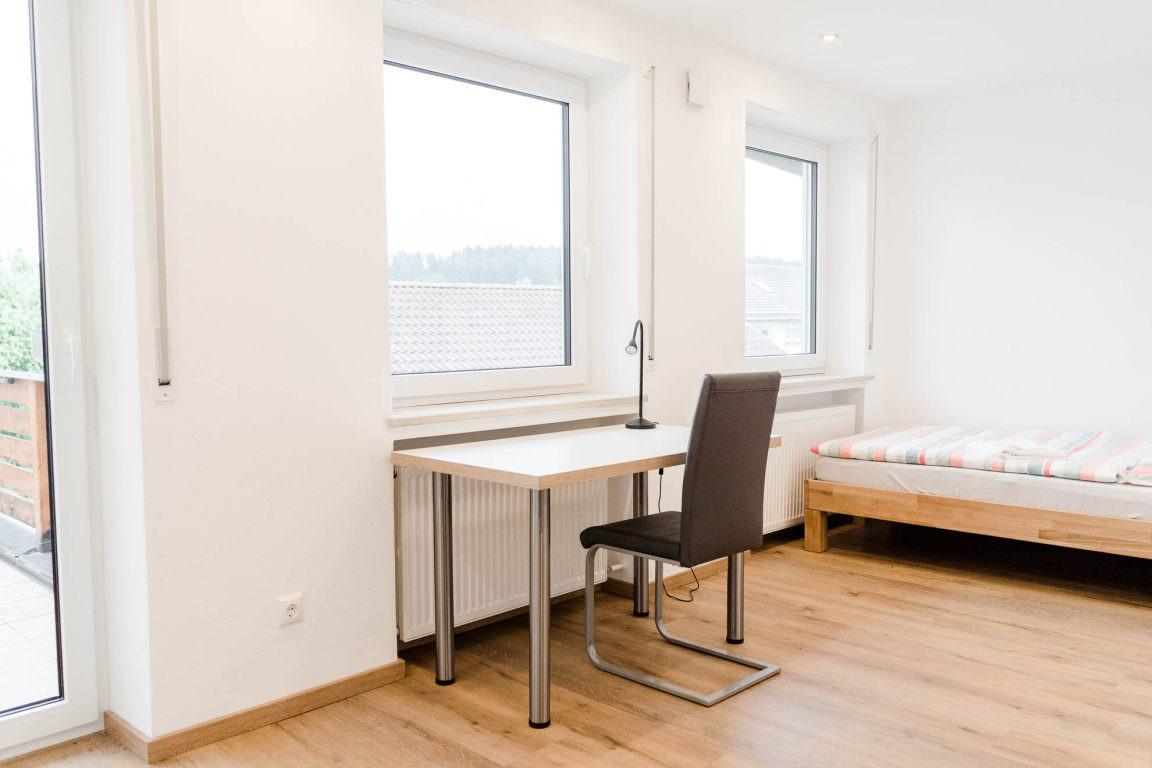 Monteurzimmer Straubing | Cham, Pension in Straubing bei Konzell