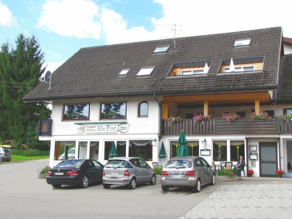 Gasthof-Pension Alte Post, Pension in Waldachtal-Lützenhardt bei Horb
