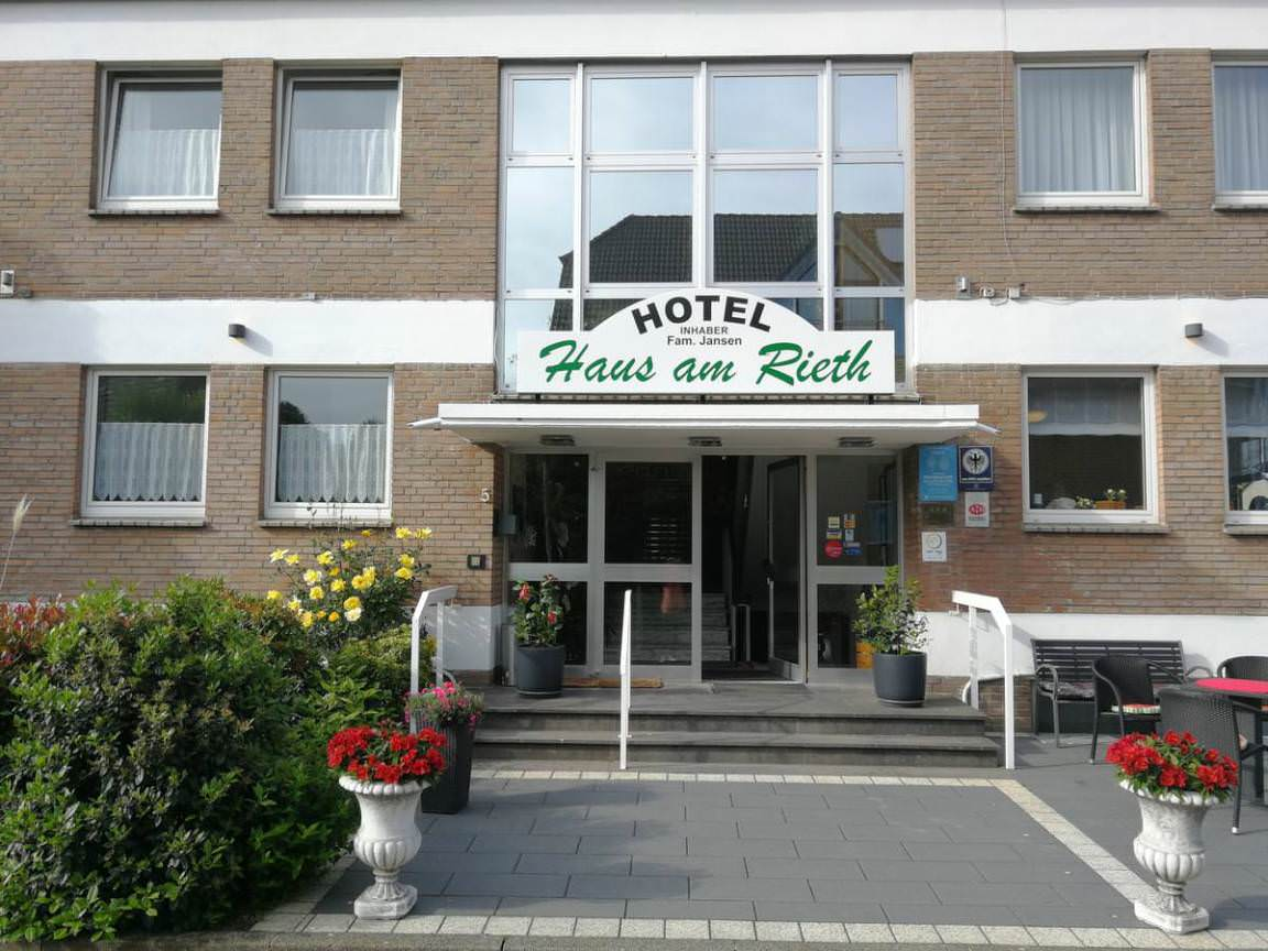 Nettetal-Lobberich: Hotel Haus am Rieth