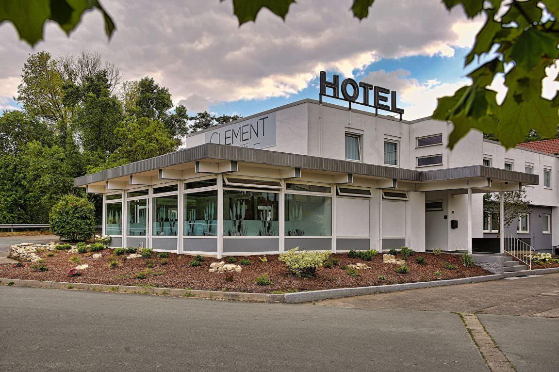 Ingelheim am Rhein:  Hotel Clement