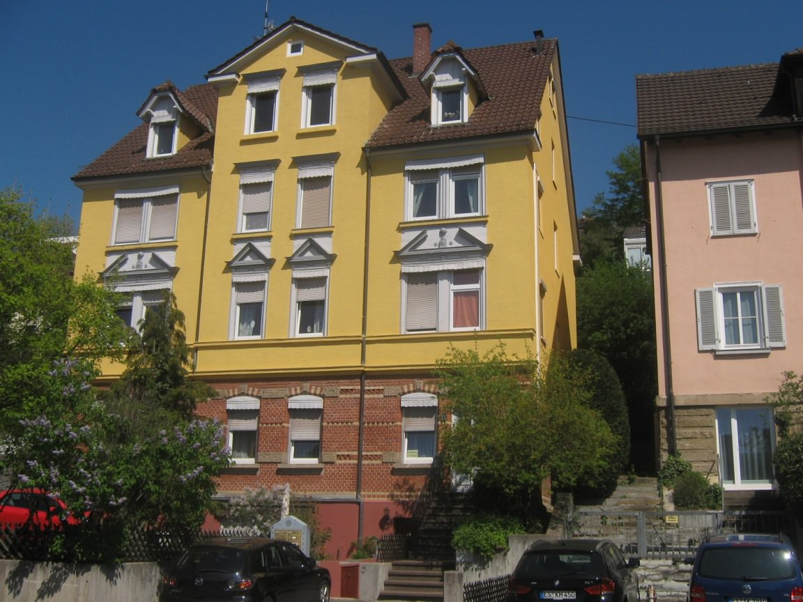 Appartement Wohland, Pension in Esslingen