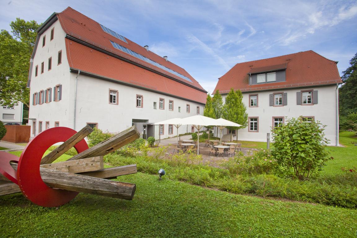 Buhlsche Mühle, Pension in Ettlingen bei Karlsruhe