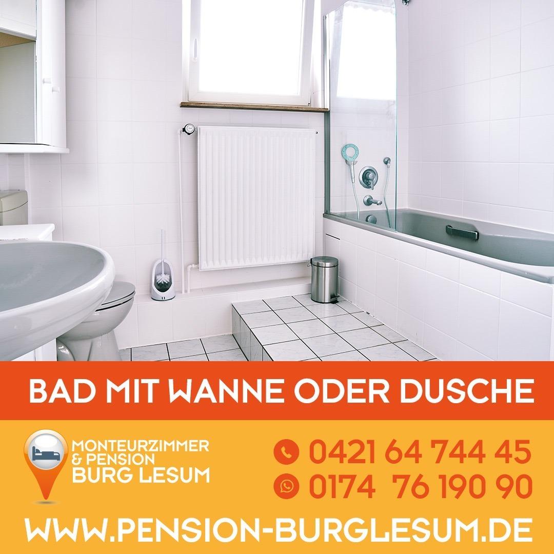 Bremen: Pension Burglesum Bremen