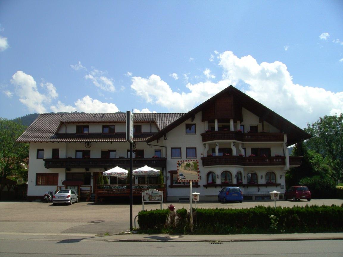 Winden im Elztal: Gruppenhotel Schwarzwald- Gasthof Bären