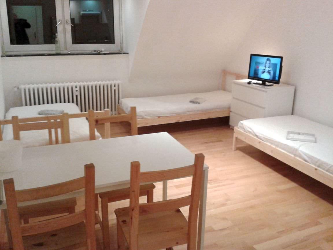 Zimmer Erlensee, Pension in Hanau bei Maintal
