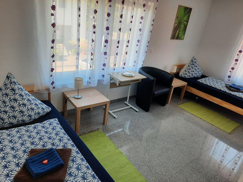 Gästehaus Feel like home, Pension in Philippsburg bei Waghäusel