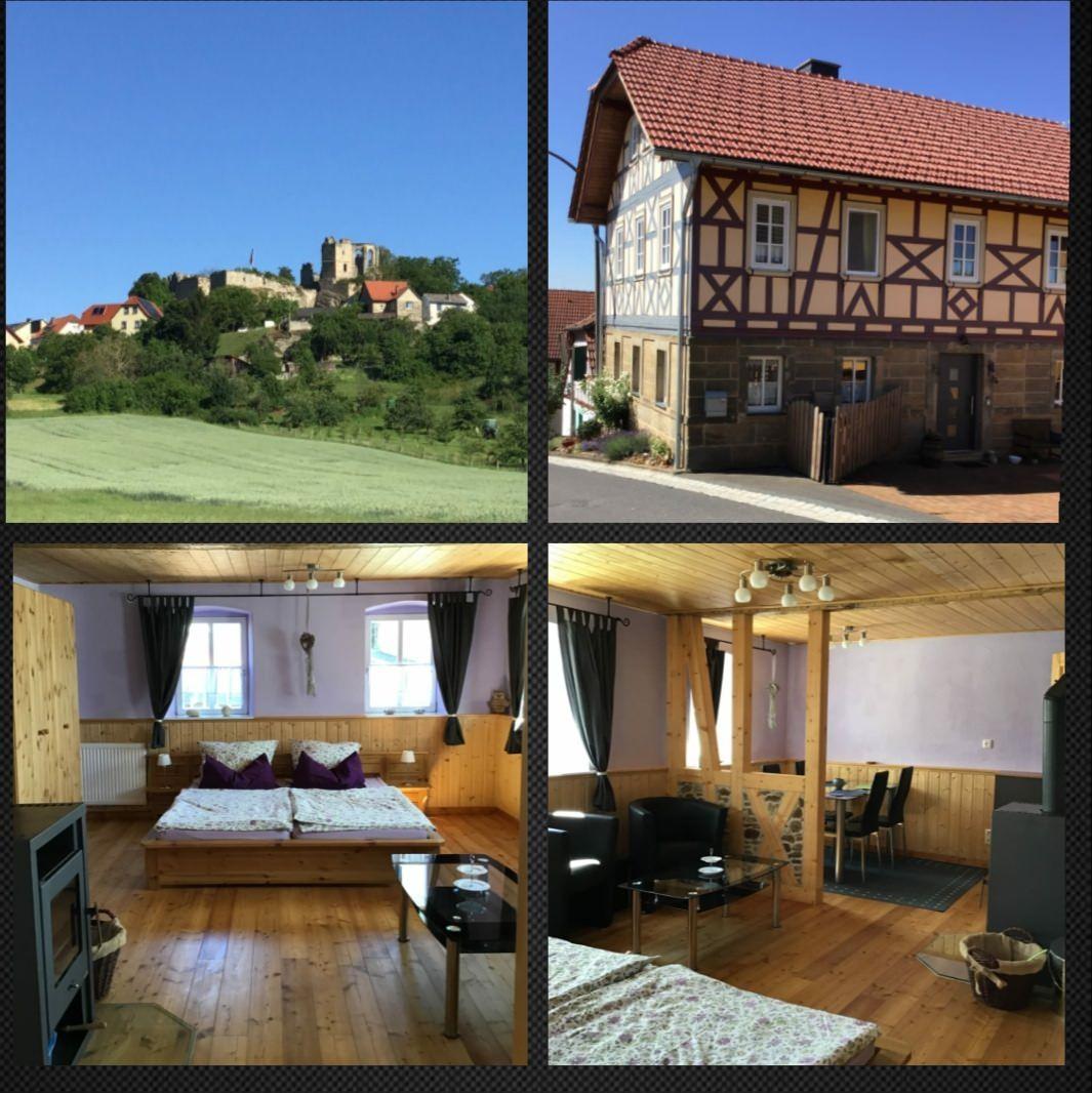 Ferienwohnung TREIBER, Ferienwohnung in Maroldsweisach bei Gochsheim
