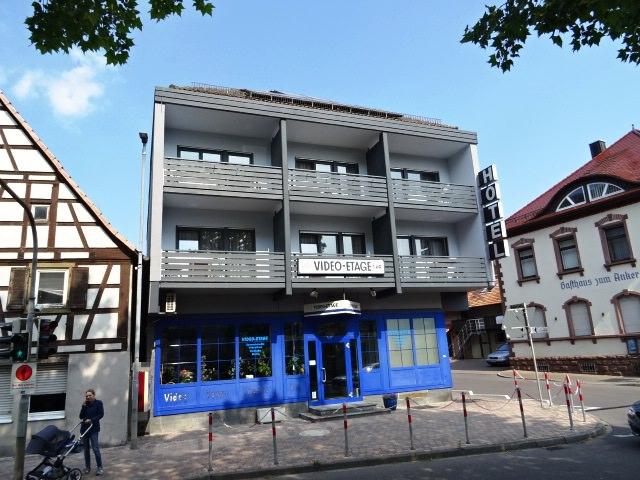 Monteurzimmer bei  Pension Langensteinbach in Karlsbad-Langensteinbach