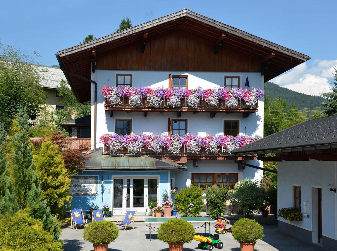 Russbach am Pass Gschütt:  Landhaus Schwaighofer