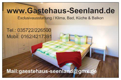Gästehaus-Seenland, Ferienwohnung in Lauta bei Radeberger Vorstadt