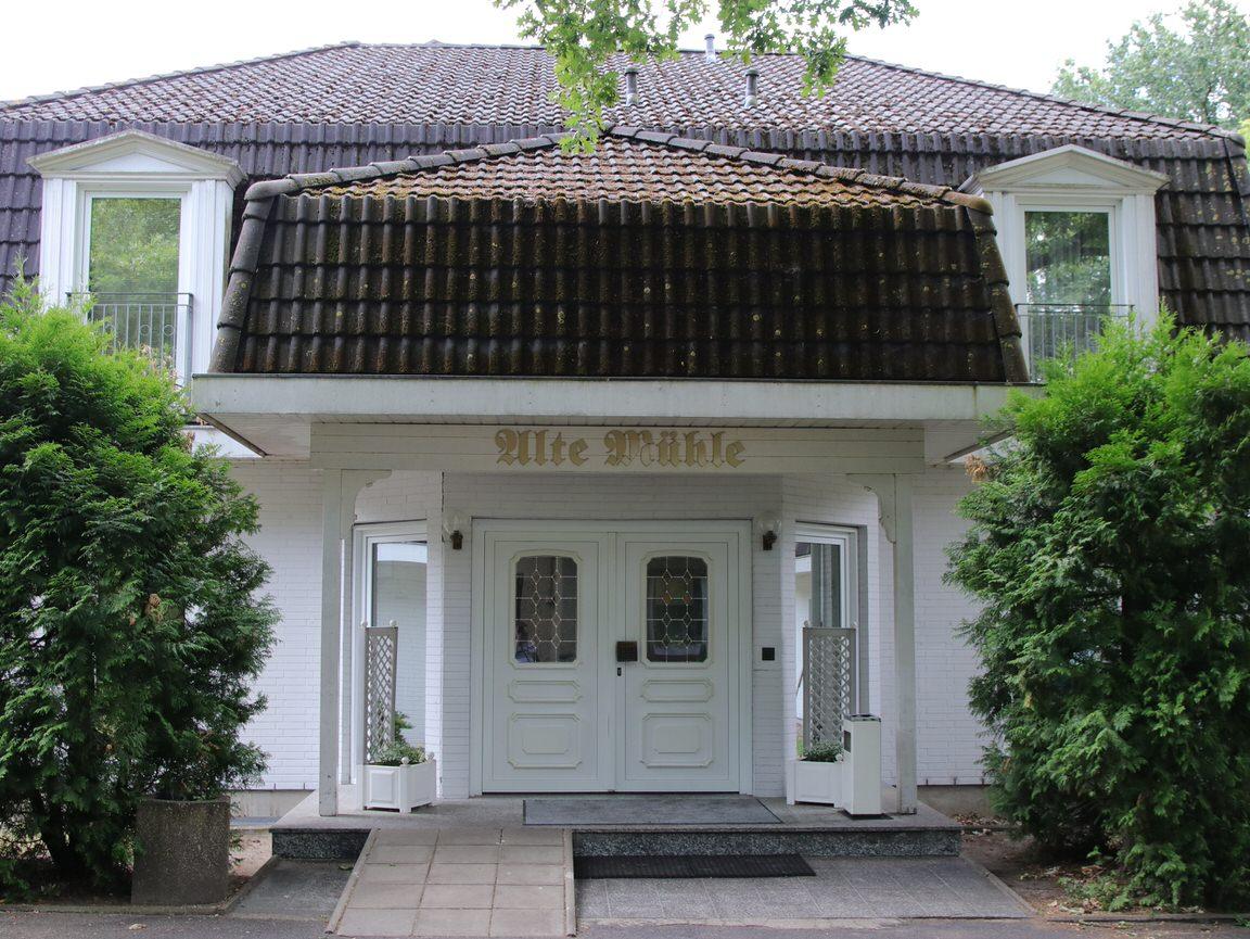 Alte Mühle, Pension in Schöneiche bei Senzig