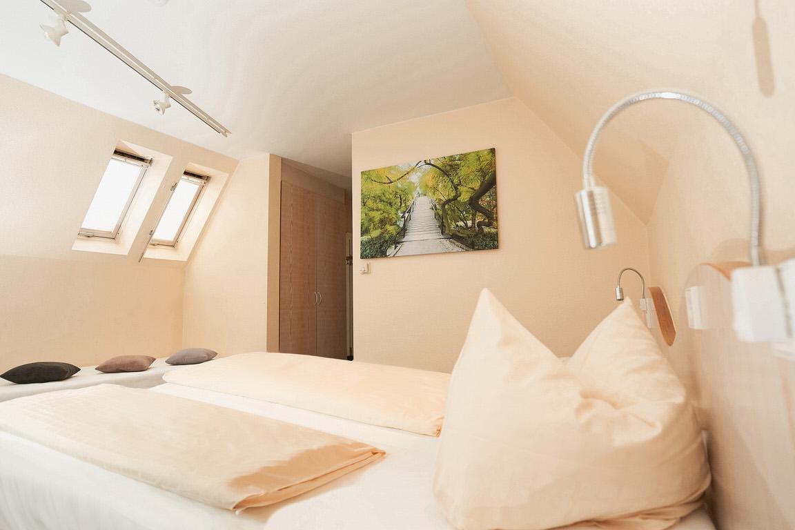 Monteurzimmer bei  Gästehaus Lauergasse39 in Ettlingen