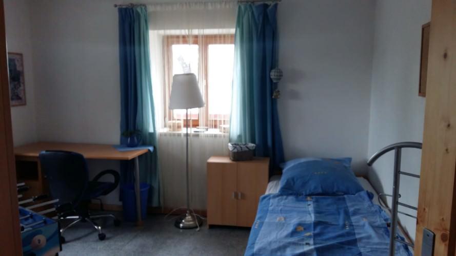 Schlafplatz BREHM - Monteurzimmer Oberneukirchen, Monteurzimmer in Waldkraiburg bei Babensham