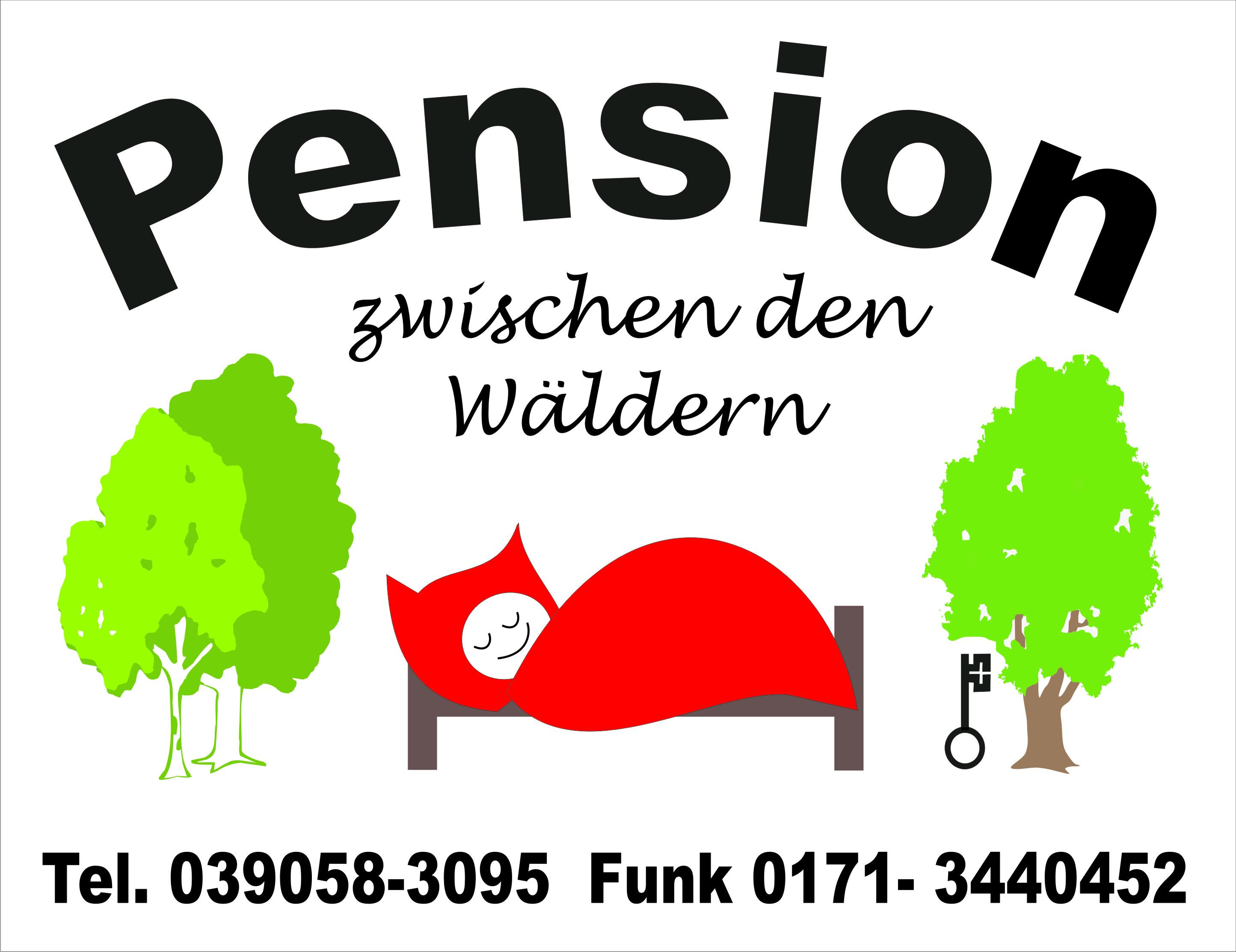 Pension zwischen den Wäldern, Pension in Haldensleben bei Berlin