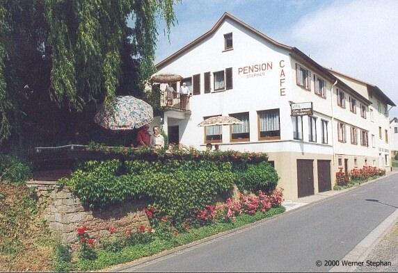 Frühstückspension Stephan, Pension in Brombachtal bei Vielbrunn