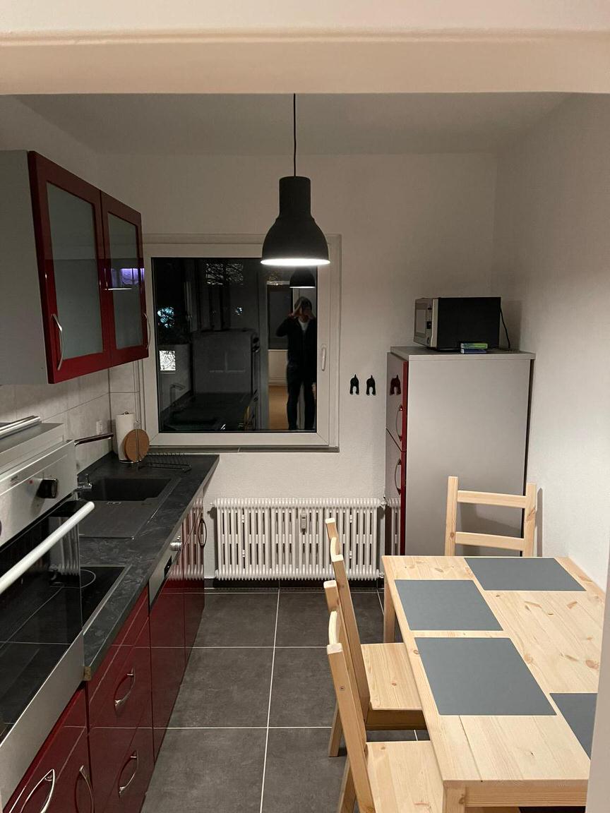 Zimmer im Pott Herne 2, Monteurzimmer in Herne