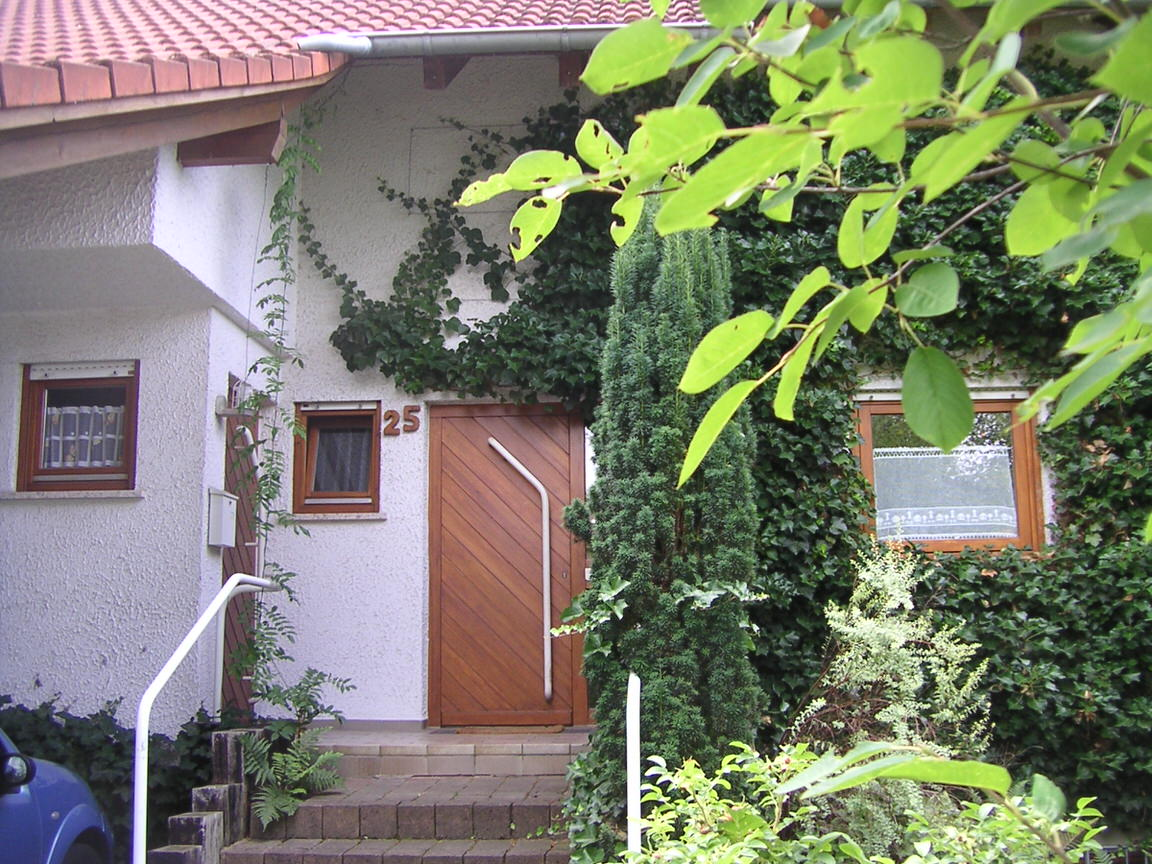 Fewo Hess in Kaiserslautern-Erlenbach