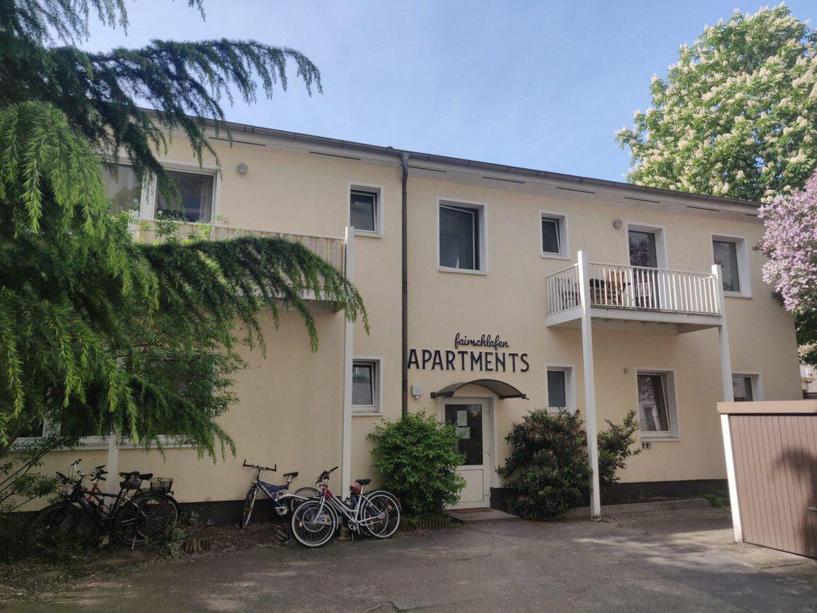 Leipzig:  Monteurzimmer Mechlerstraße