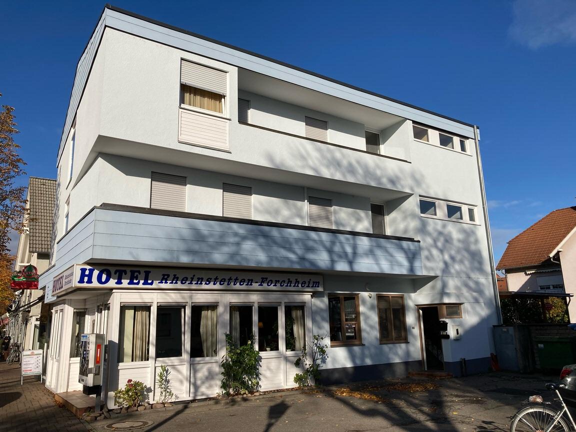 Rheinstetten Forchheim, Pension in Rheinstetten-Forchheim bei Karlsruhe