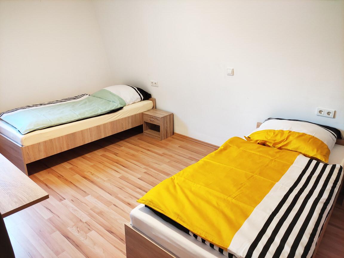 Monteurzimmer in Groß-Gerau bei Darmstadt