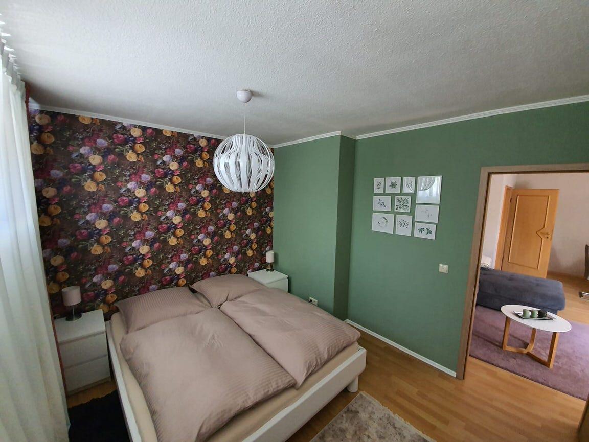 Monteurswohnung Goldlackweg, Appartement in Markkleeberg bei Bad Düben
