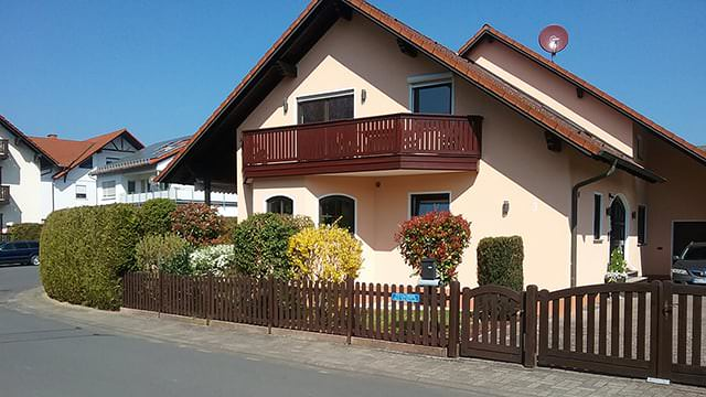 Haus Bachstelze, Pension in Obernburg