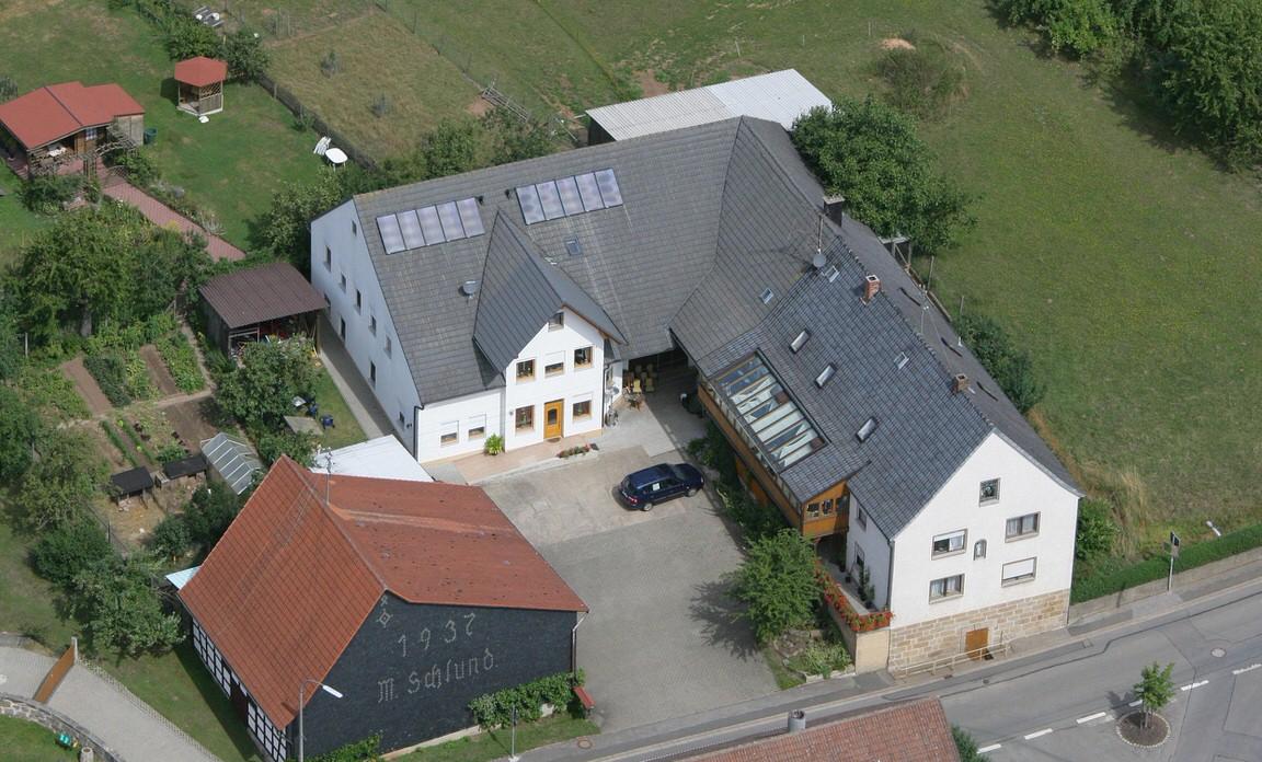 Ferienwohnungen Rößner, Pension in Seßlach bei Gädheim