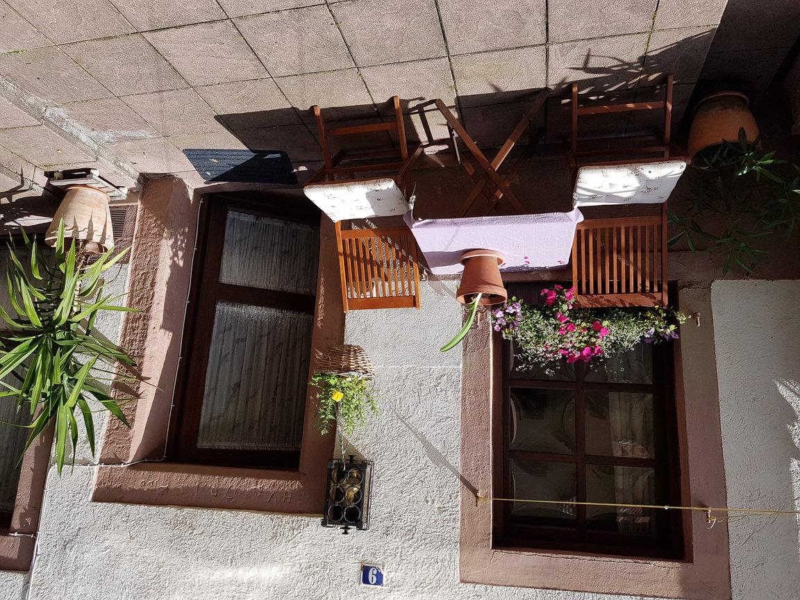 Schlupfwinkel Gleisweiler, Appartement in Landau in der Pfalz bei Hockenheim
