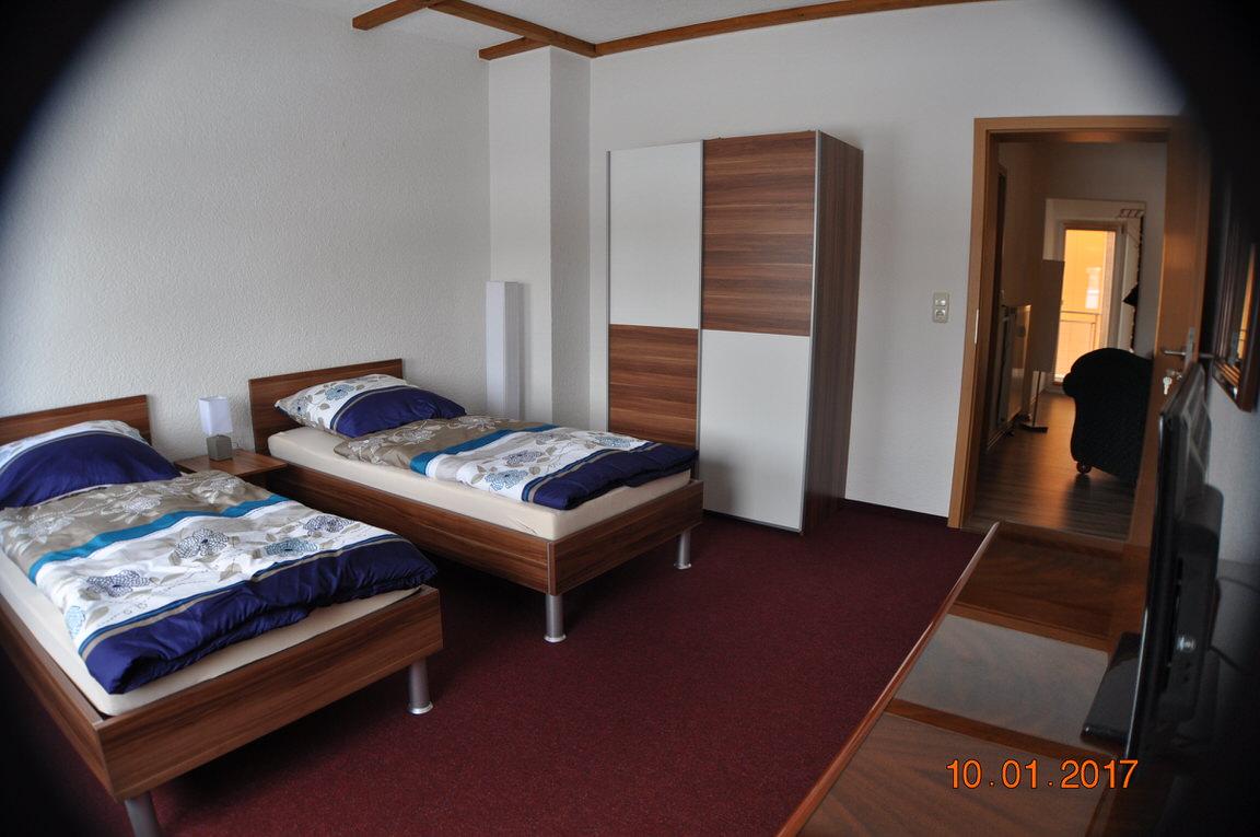 Ferienwohnung Di Pino, Ferienwohnung in Aue bei Amtsberg