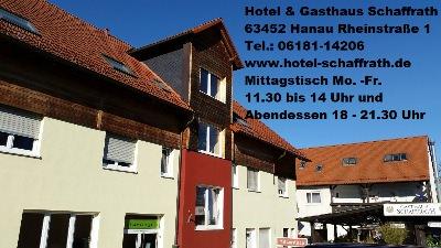 Monteurunterkunft Schaffrath, Pension in Hanau