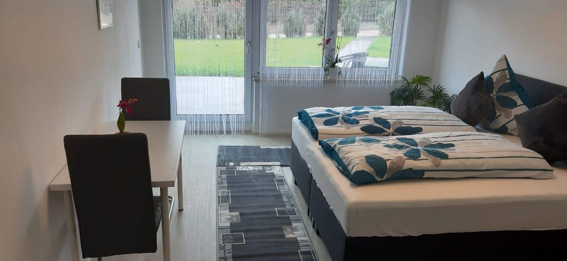 Monteurzimmer in Fischach bei Augsburg