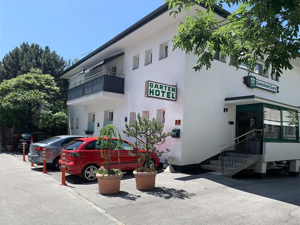 Gartenhotel Garni, Hotel in Innsbruck