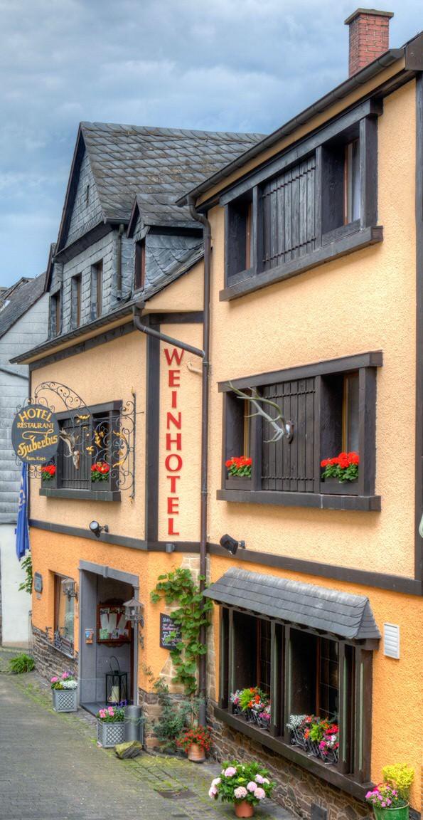 Klotten: Weinhotel Hubertus