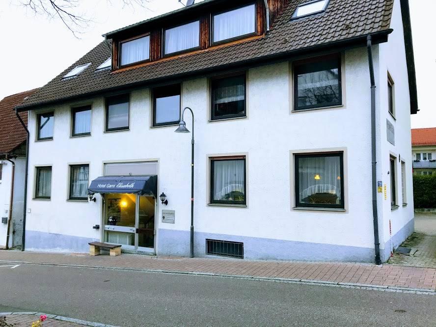 Göppingen-Jebenhausen: Hotel Garni Elisabeth