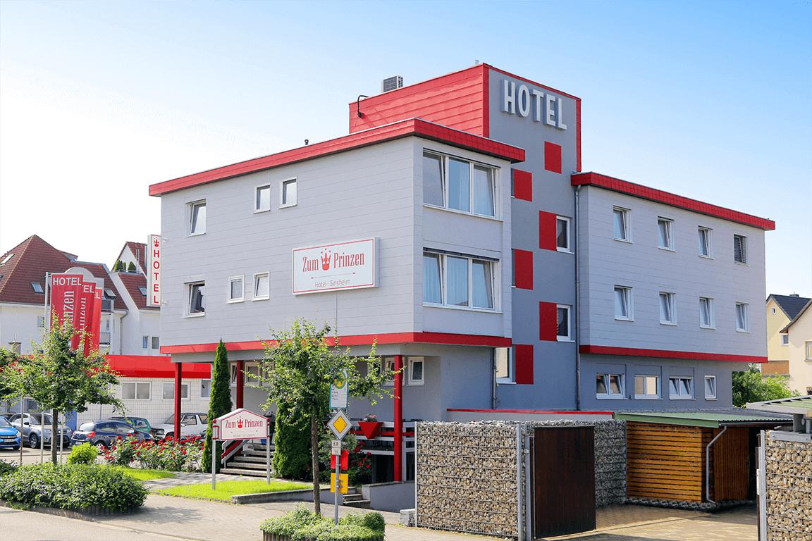 zum Prinzen, Apartments, Gästehäuser, Pension in Sinsheim bei Lobbach
