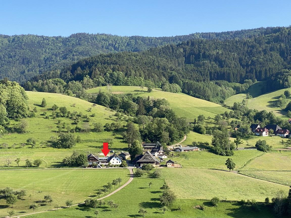 Monteurzimmer in Glottertal bei Freiburg im Breisgau