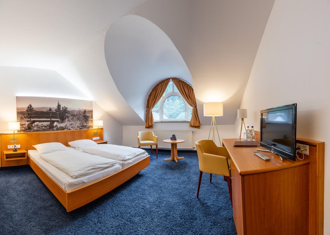 Sonneberg: Hotel & Gasthof Hüttensteinach