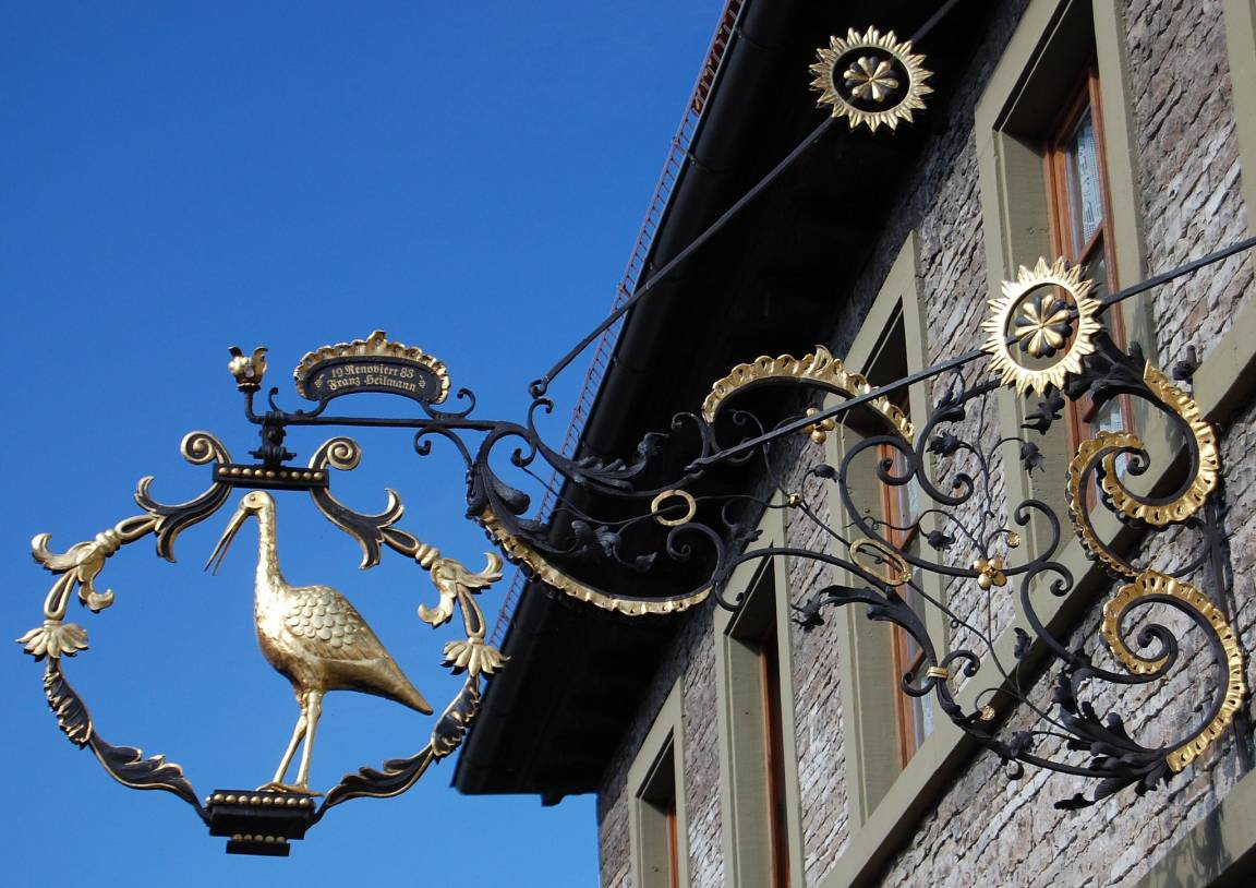 Zum Storchen  & Wein, Pension in Volkach bei Kolitzheim