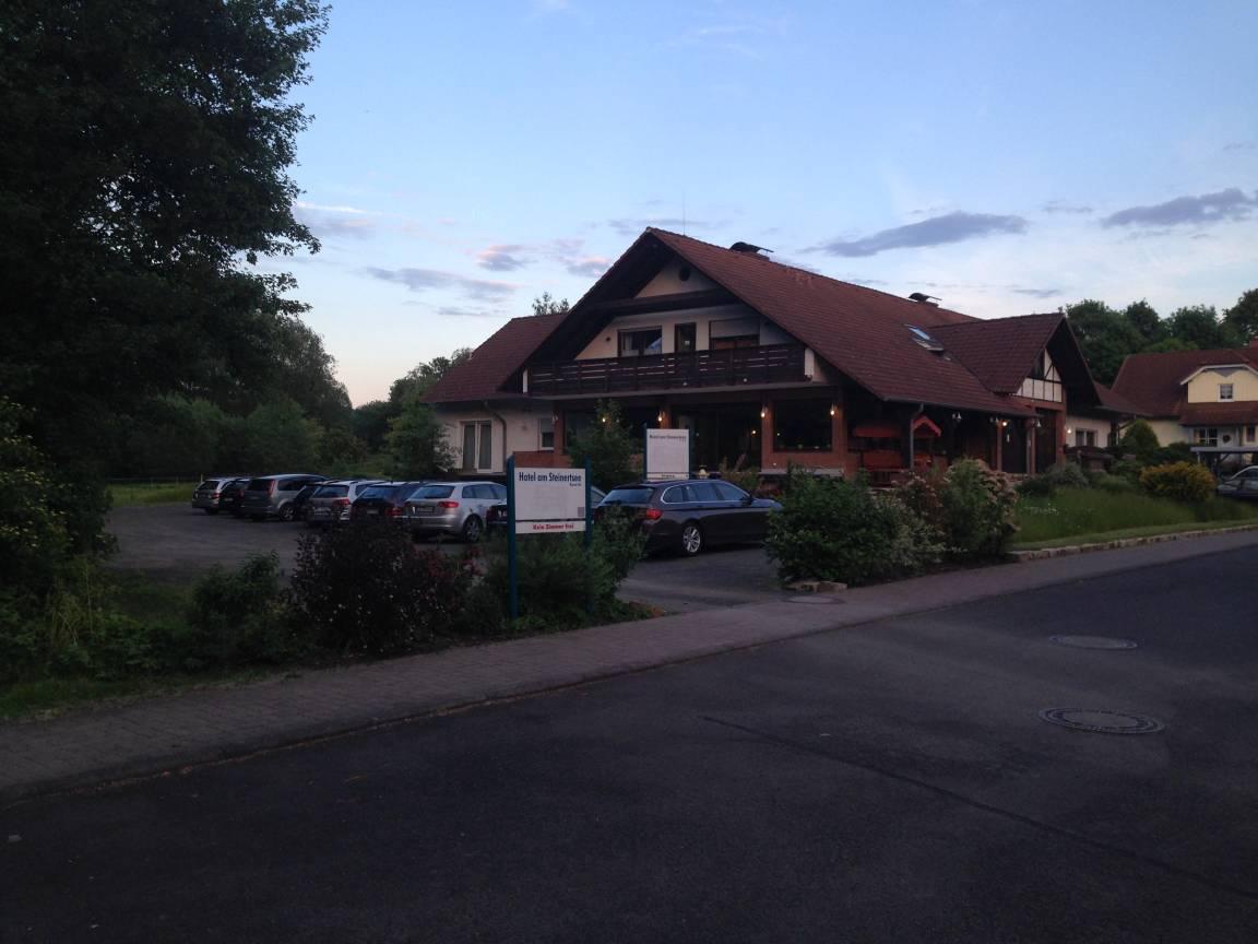 Kaufungen: Hotel am Steinertsee - Kassel-Ost